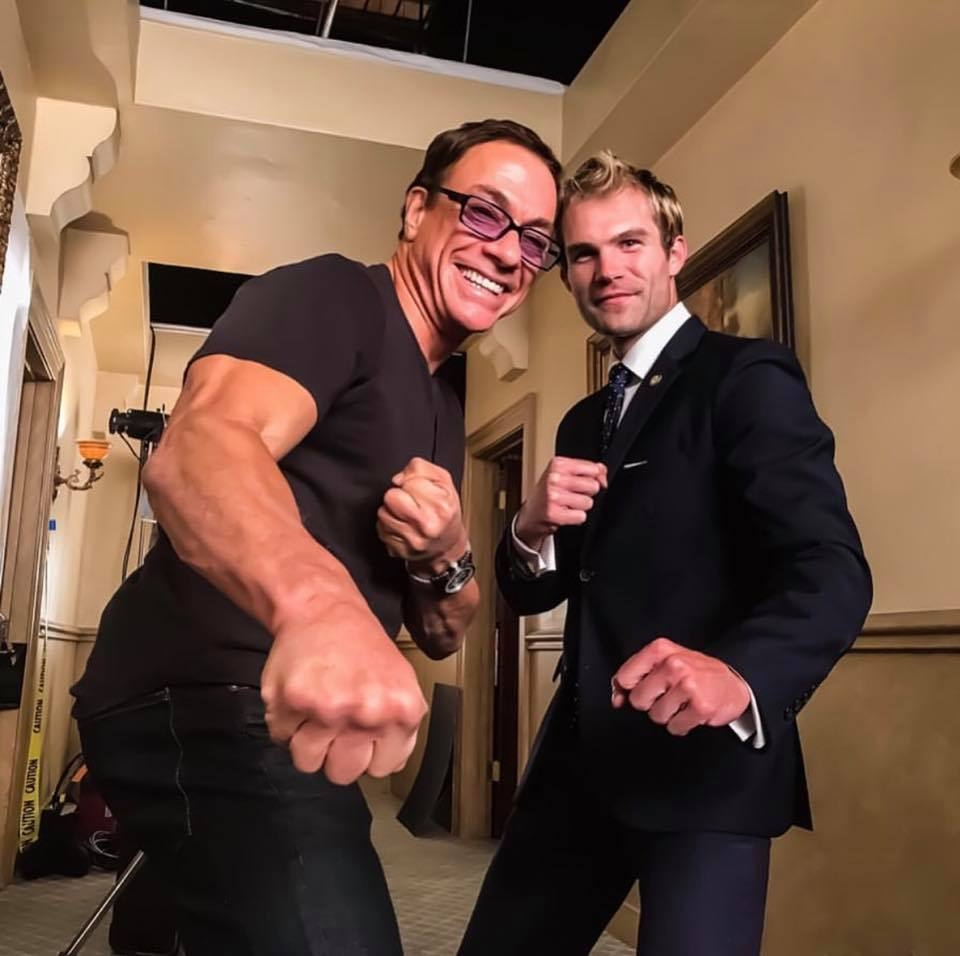 Jean Claude Van Damme is Appointed GIFT's Global Goodwill Ambassador